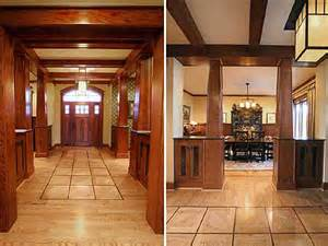 gallery for gt prairie style house interior