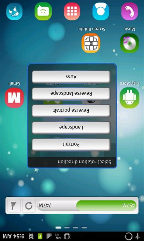 android screen rotation screen rotation apk mod android apk mods