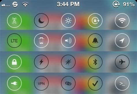 control center themes winterboard ios 7 control toggle icons thebigboss org iphone