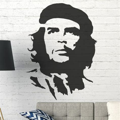Banksy Home Decor by Banksy Che Guevara Stencil Xl