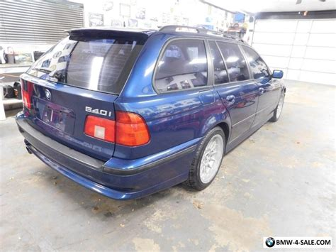 Bmw 5 Series Wagon For Sale by 1999 Bmw 5 Series Wagon For Sale In United States