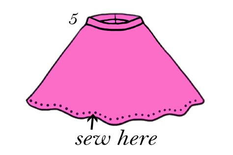 How to Sew a Circle Skirt [Guest Blogger Louise of