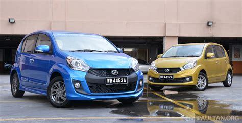 Ripple Premium Car Hook Putih 2015 perodua myvi 1 5 advance vs 1 3 premium x