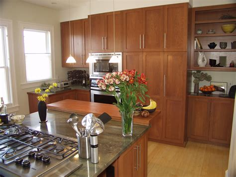 kitchen cabinets wood colors add a splash to your decor with creative kitchen cabinet