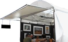 Trimline Awning by Flourish Canopies And Display Walls