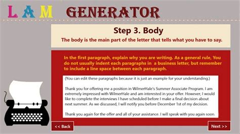 letter application memo generator for windows 10 pc free topwindata