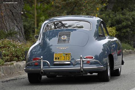Porsche 356 A by 1958 Porsche 356a Conceptcarz