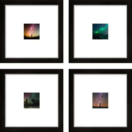 10 X 12 Mat Opening - craig frames 12x12 black picture frame smartphone