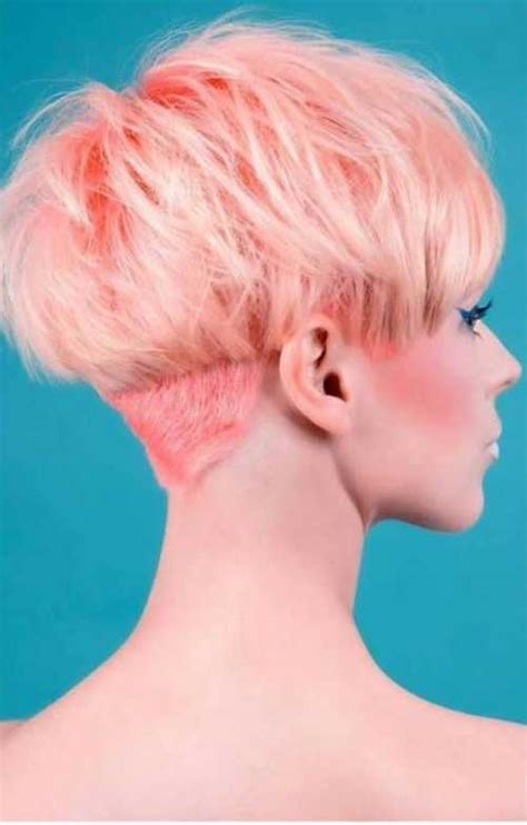 20 pink pixie cuts hairstyles haircuts 2018