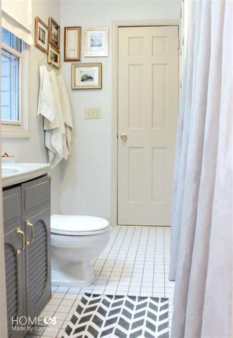 good housekeeping bathrooms meer dan 1000 idee 235 n over budget bathroom makeovers op