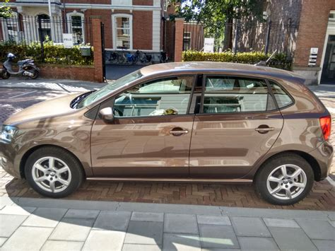volkswagen brown bn vw polo toffee brown metallic 5 edition plus 1 2