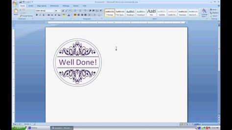 create rubber st free adding text to digital sts in ms word