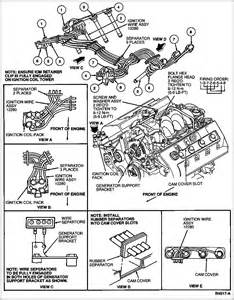 coil pack wiring diagram for 1998 ford f150 4 6l autos weblog