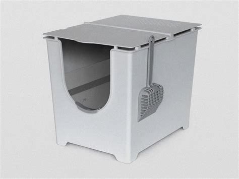 litter box a modkat flip top litter box