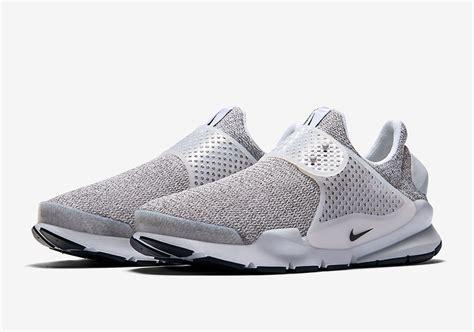 Nike Sock Dart Womens nike sock dart metro grey 862412 100 sneaker bar detroit