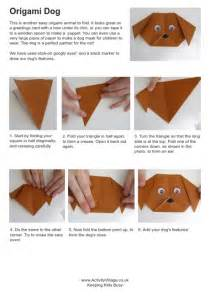 How To Make Origami Dogs - origami
