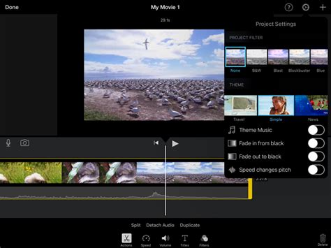 theme movie editor 6 best free video editing apps for iphone and ipad