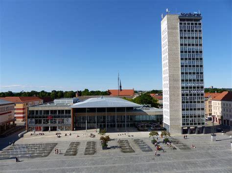 haus neubrandenburg haus der kultur und bildung 187 touristinfo neubrandenburg
