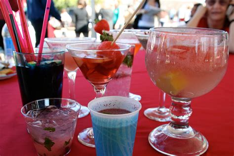 mixed drink non alcoholic drinks drink to your taste