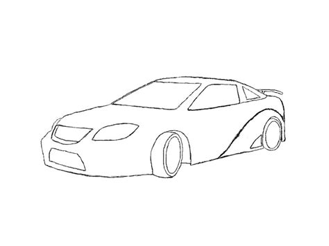 Sketches Of Cars by Car Sketch