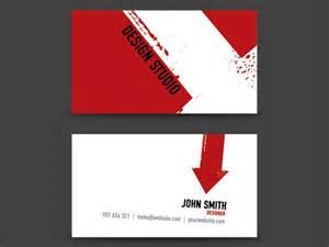 Templates For Business Cards 50 Free Business Cards Templates Vector And Psd Files