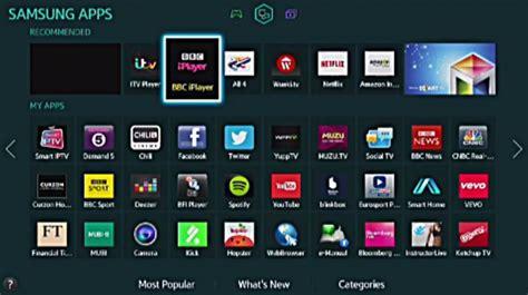 samsung smart app samsung smart tv astra 2