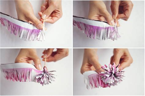 How To Make Paper Flowers Wedding - how to make your own paper flowers 183 rock n roll