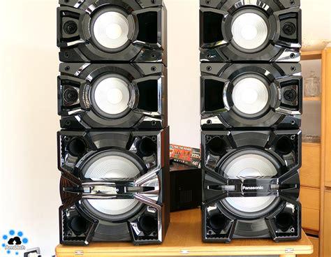 stereo per casa recensione panasonic sc max7000 impianto hi fi per casa