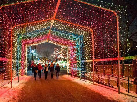 chicago festival of lights 2017 lights best 2017 displays in chicagoland
