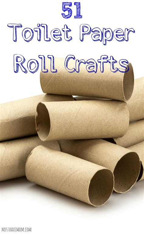 How To Make With Toilet Paper Roll - 51 toilet paper roll crafts 25 walmart gift card giveaway