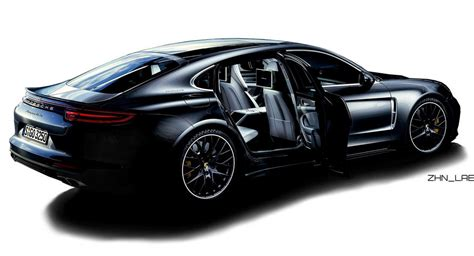 2018 4 door porsche does the 2018 porsche panamera work as a 4 door sports sedan