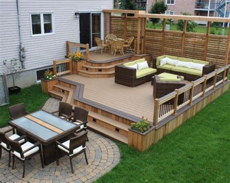 backyard decks on a budget 17 best ideas about patio deck designs on pinterest