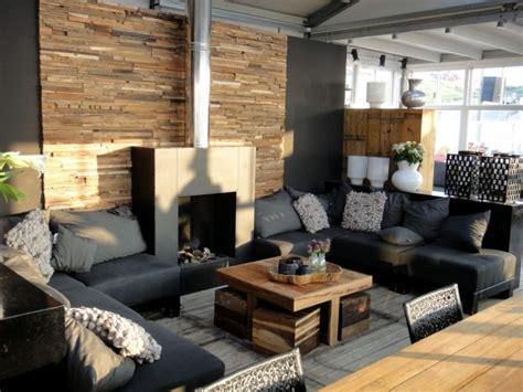 wall cladding for living room rustic wall cladding wood panels of wonderwall studios interior design ideas ofdesign