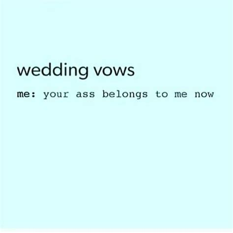 Wedding Ceremony Humor by 17 Best Ideas About Wedding Vows On