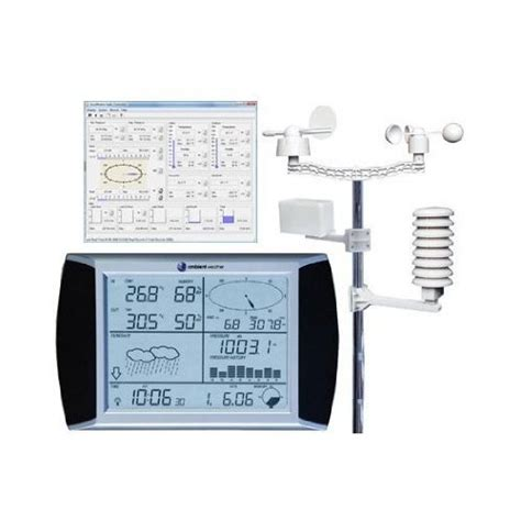 best home wireless weather stations with thermometer