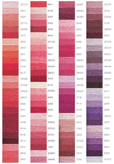 dmc color chart dmc color chart crossstitch