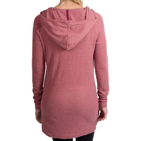 aventura clothing cassidy thermal hoodie for 7432j