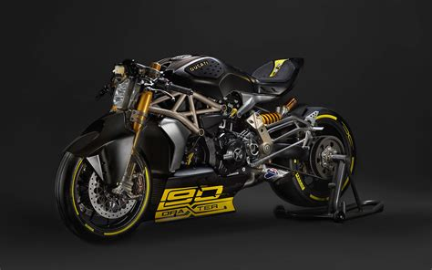 Motorrad Ducati Diavel by Ducati Diavel Draxter Return Of The Cafe Racers