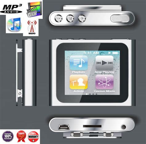 Mp4 With 2gb Memory by Mp3 Mp4 Players Mp4 Mp3 Player 2gb Memory