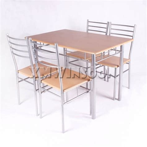 Metal Dining Room Table Sets Cheap Metal Dining Room Table And Chairs Sets For 4 Aa0200 Furniture Manufacturers