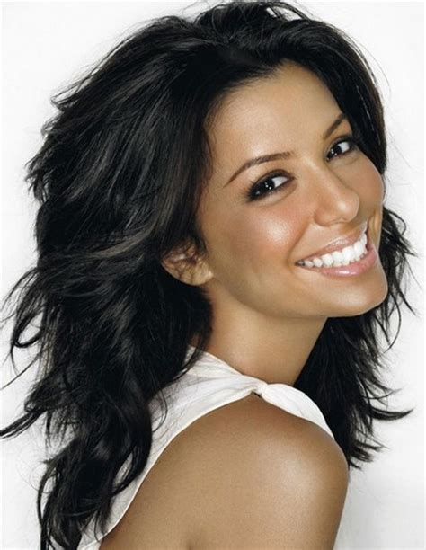 hairstyles for long black hair with layers layered haircuts for black hair