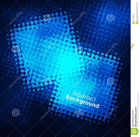 background design elements blue grunge vector frames grunge background design