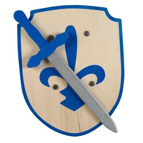 speelgoed zwaard zwaard met schild blauw online kopen lobbes nl