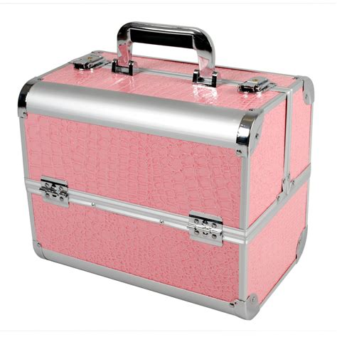 boxes cosmetics makeup make up vanity nail artist kit box ebay