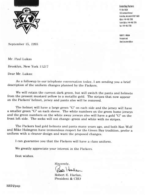 Request Letter Not To Wear Uni Fans And Designs Espn Page 2