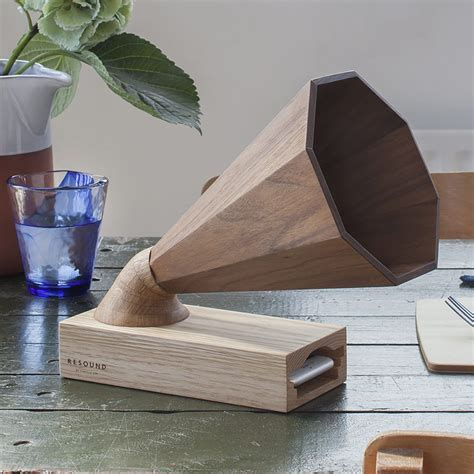 unique woodworking ideas resound no 1 wooden iphone lifier iphone s