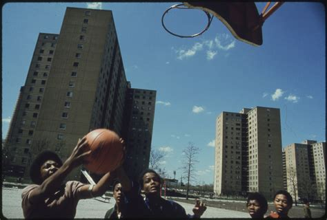 south side chicago housing projects file black youths play basketball at stateway gardens highrise housing project on chicago s