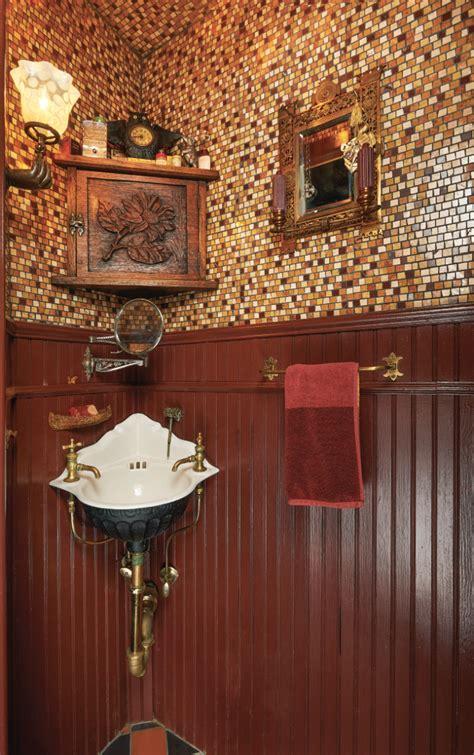 designing powder rooms   baths restoration