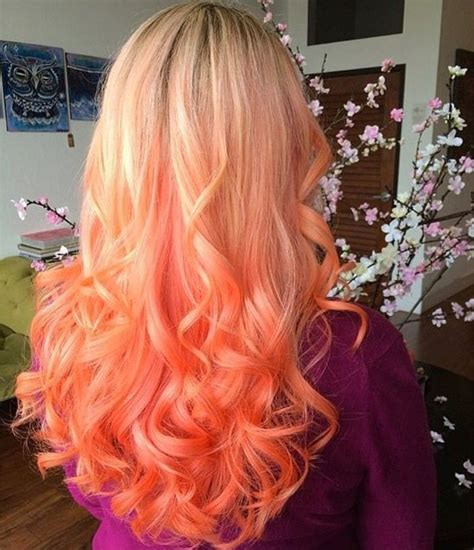sunset colored hair 10 tips to keep bight colored hair from fading vpfashion