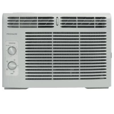frigidaire 5 000 btu window air conditioner ffra0511q1